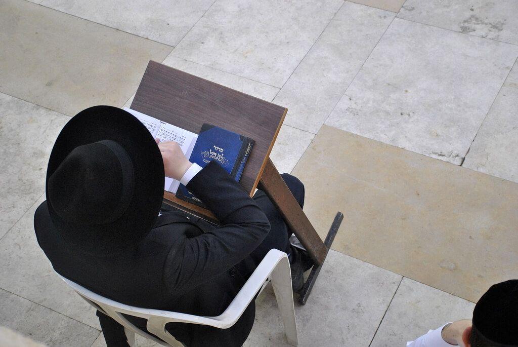 Judío ultraortodoxo