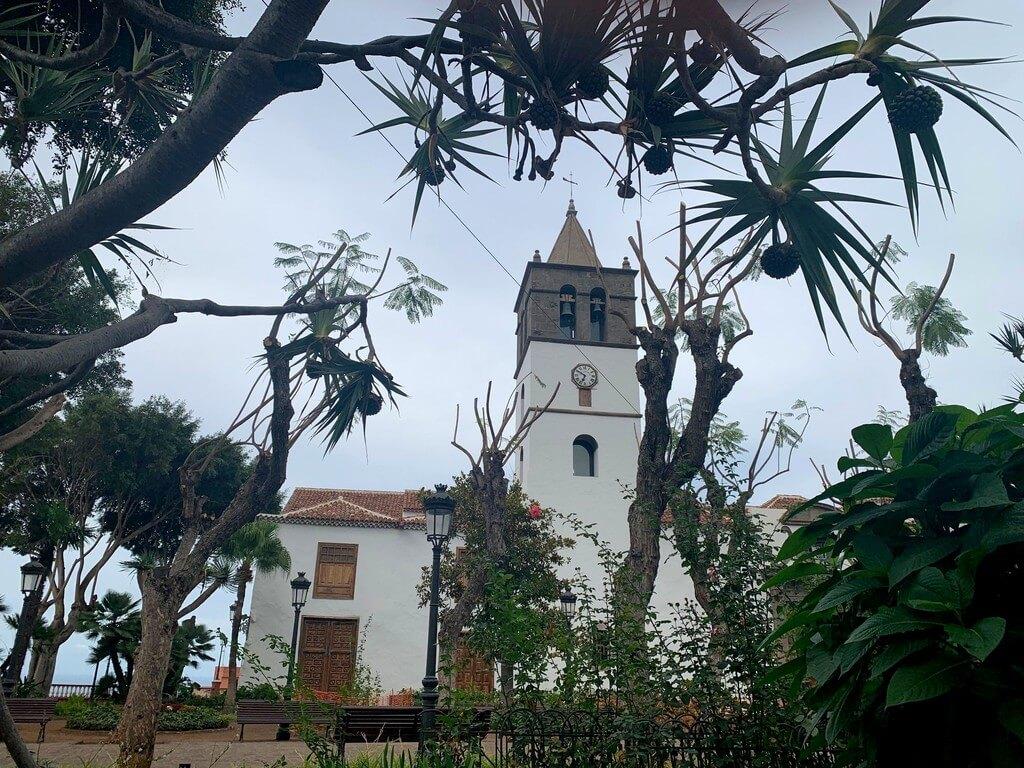 Parroquia de San Marcos, Icod de los Vinos