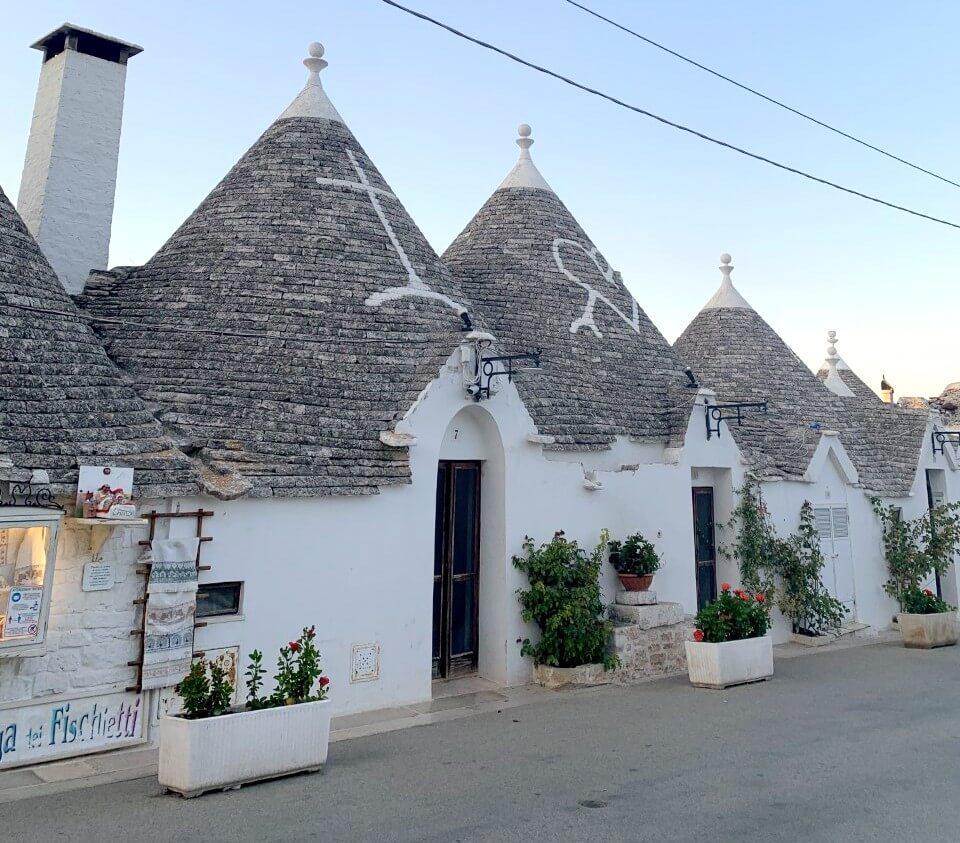 dónde dormir en Puglia