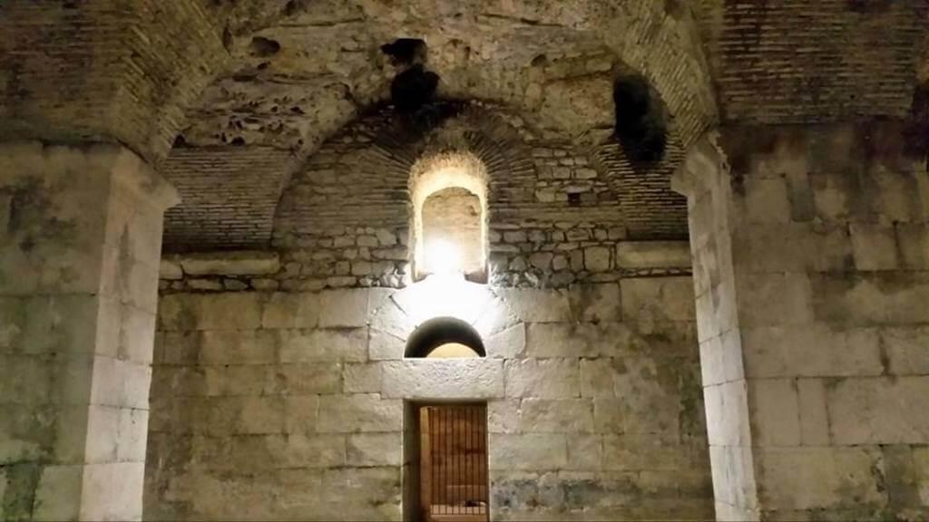 Almacenes del palacio
