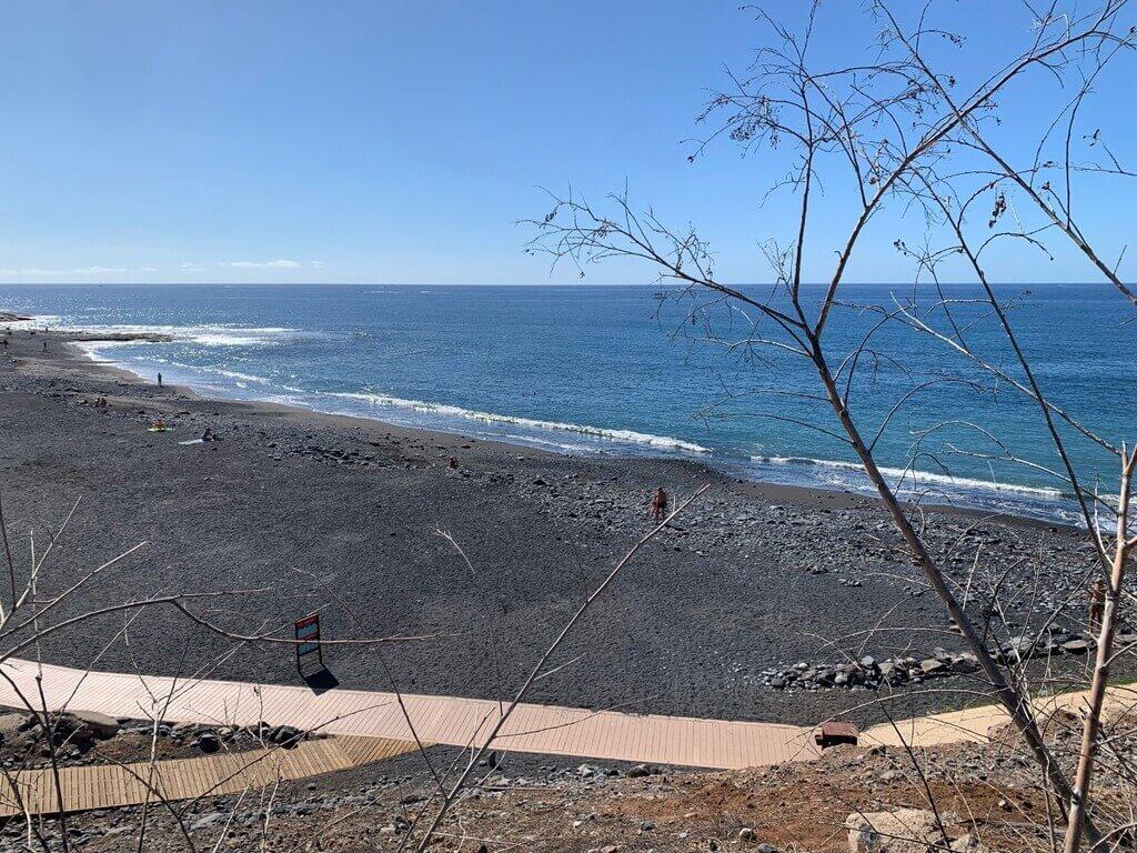 ruta por la isla de Tenerife