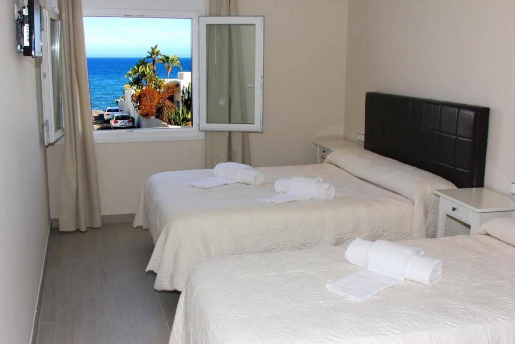 dormir en Cabo de Gata