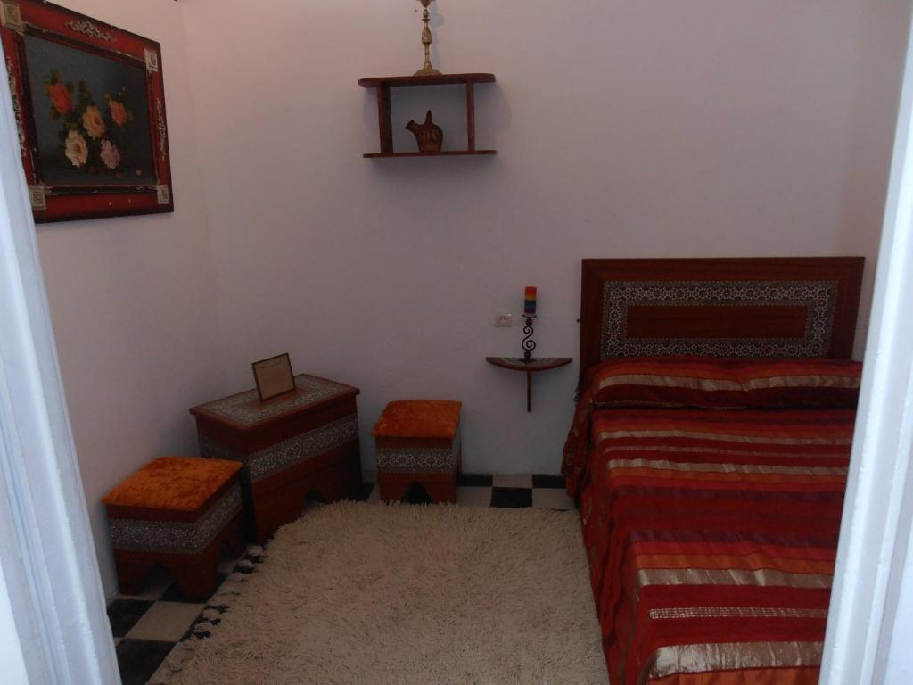 dónde dormir en Tánger