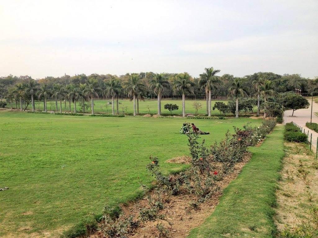 Jardines del Raj Ghat