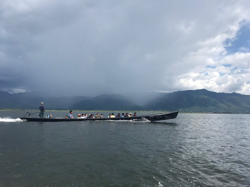 Lago Inle