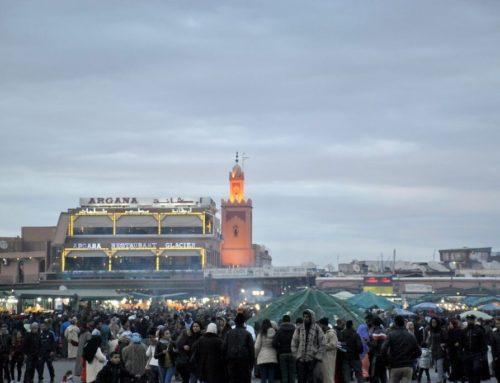 Qué ver en Marrakech por primera vez