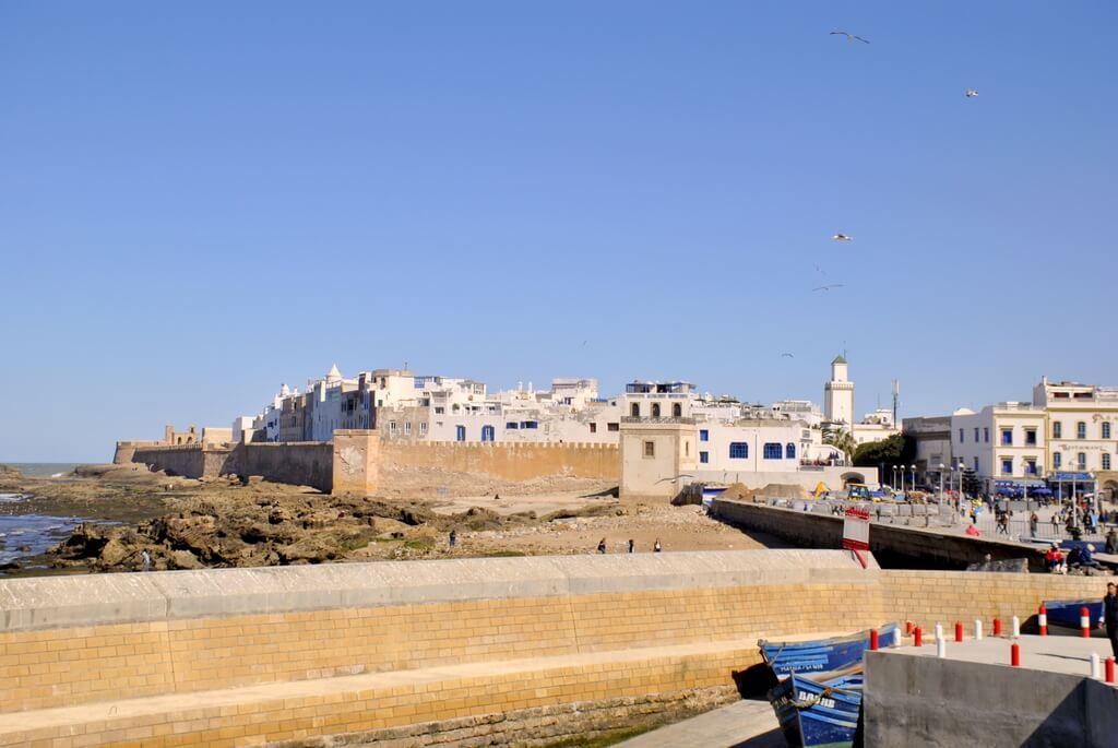 Essaouira desde la Skala