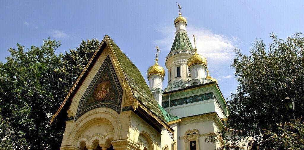 qué ver en Sofia, iglesia de boyana