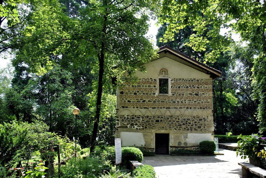 Iglesia de Boyana, Sofia