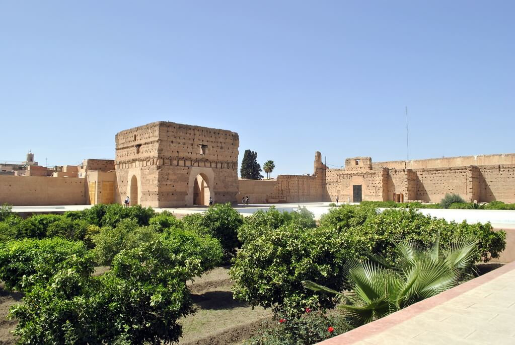 Palacio Badí