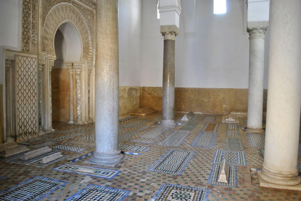 tumbas Saadíes