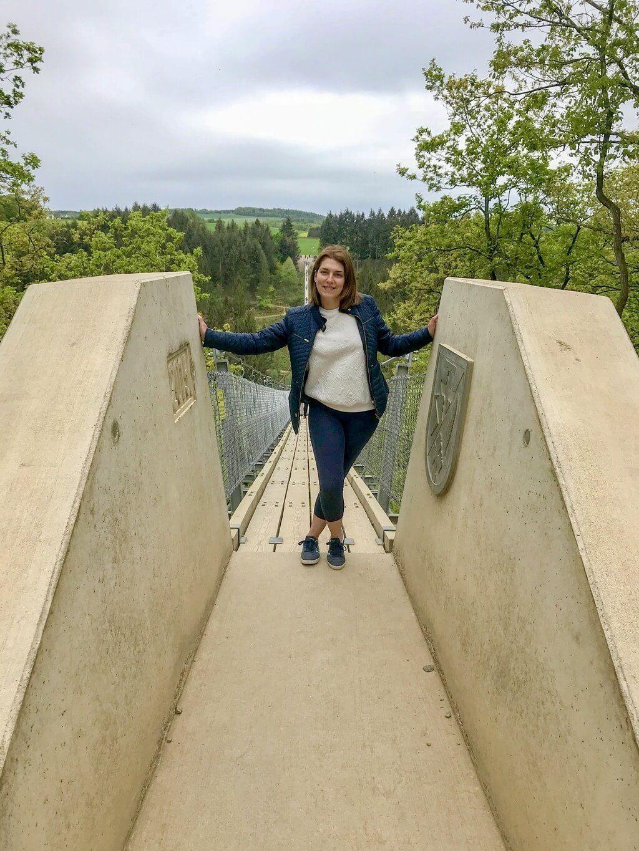 Puente de Geierley, Valle del Mosela