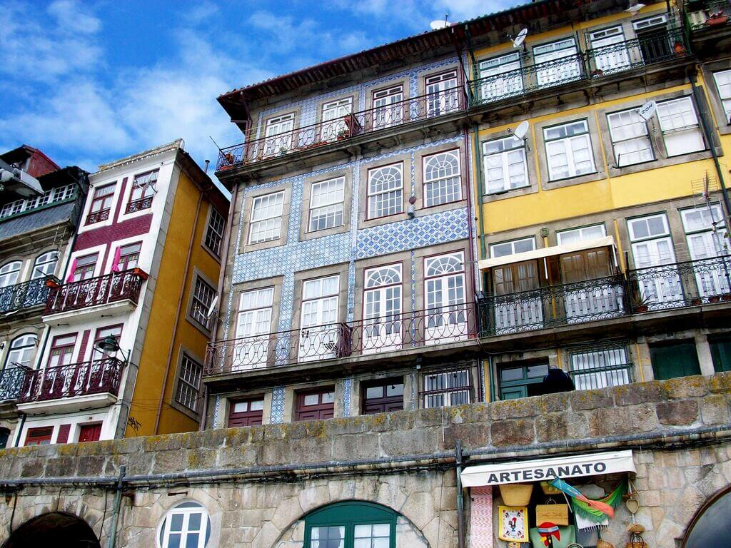 Ribeira,Oporto