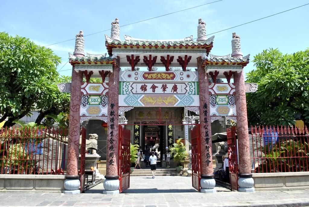 asamblea cantonesa de Hoi An