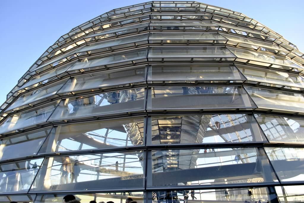Cúpula del Reichstag Berlín