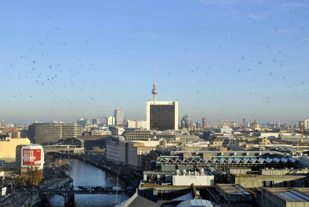 Reichstag de Berlín
