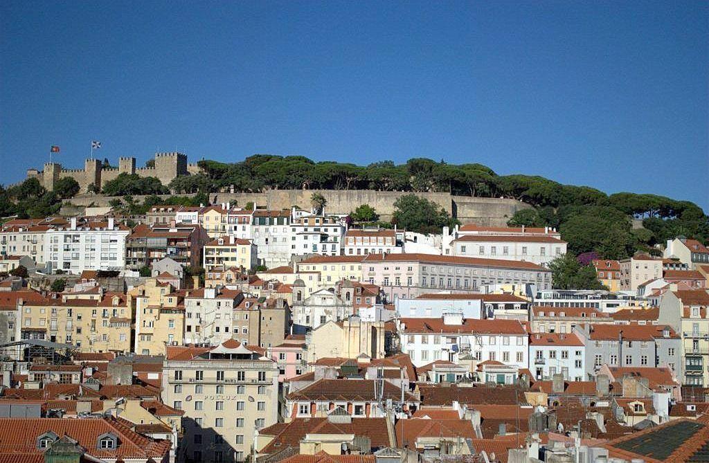 castillo de Lisboa