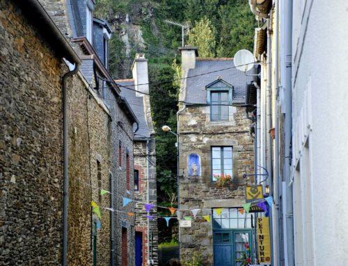 Saint-Suliac. Un bonito pueblo de la Bretaña Francesa