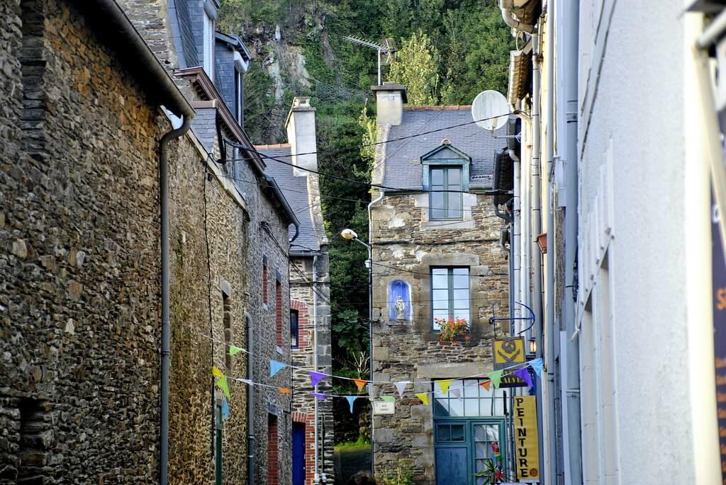 Saint-Suliac, el pueblo más bonito de la Bretaña Francesa
