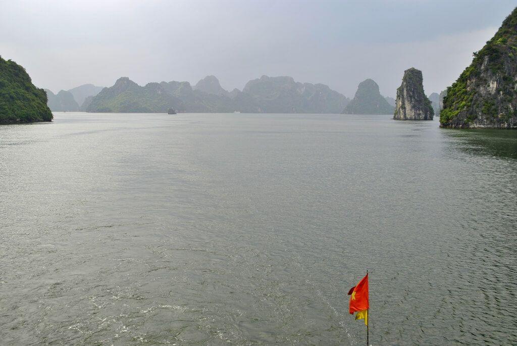 crucero Bahía Halong