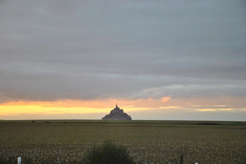 guía del Mont Saint Michel