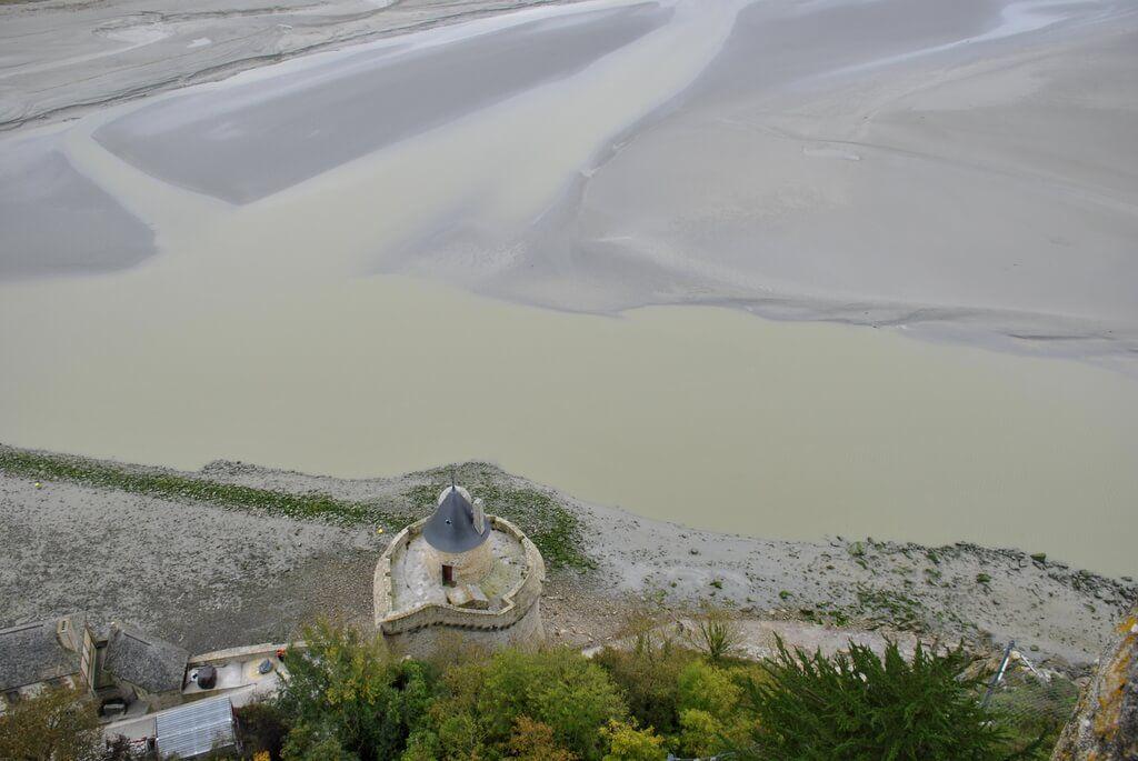 mareas Saint Michel
