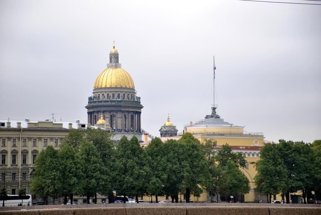 Catedral de San Isaac, San Petersburgo