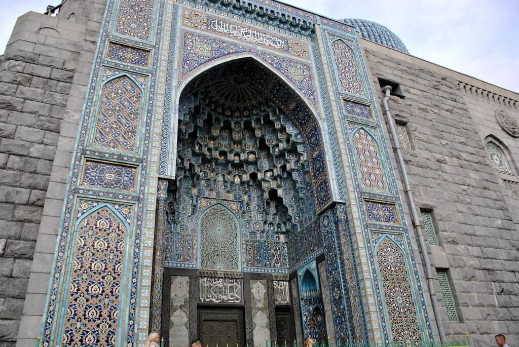 Mezquita de San Petersburgo