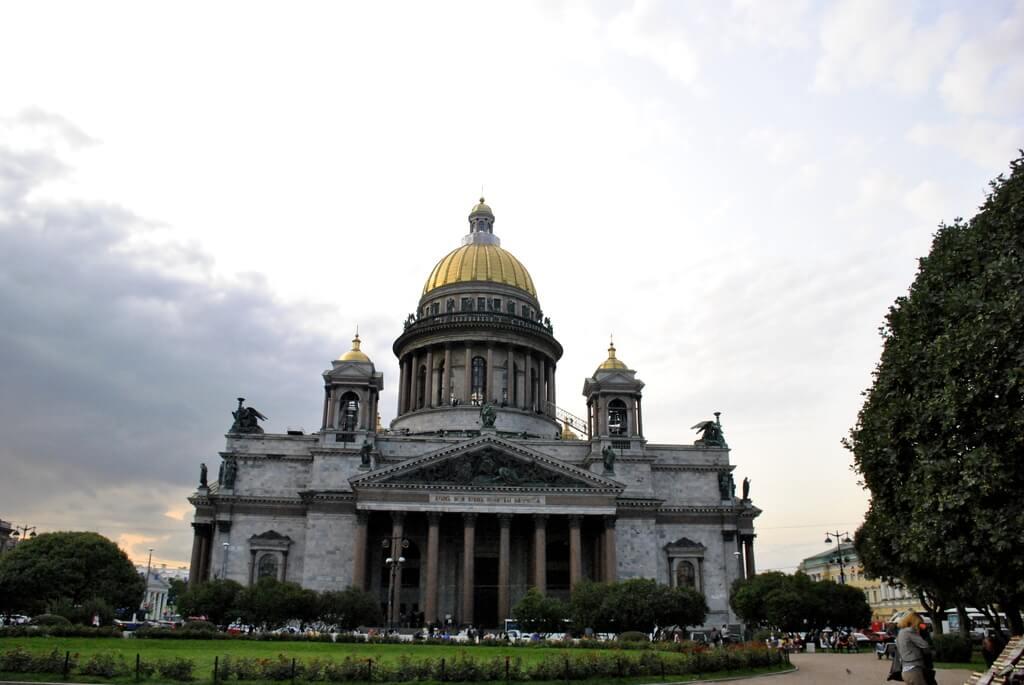 guía para visitar San Petersburgo