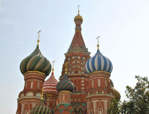 Guía práctica para visitar Moscú
