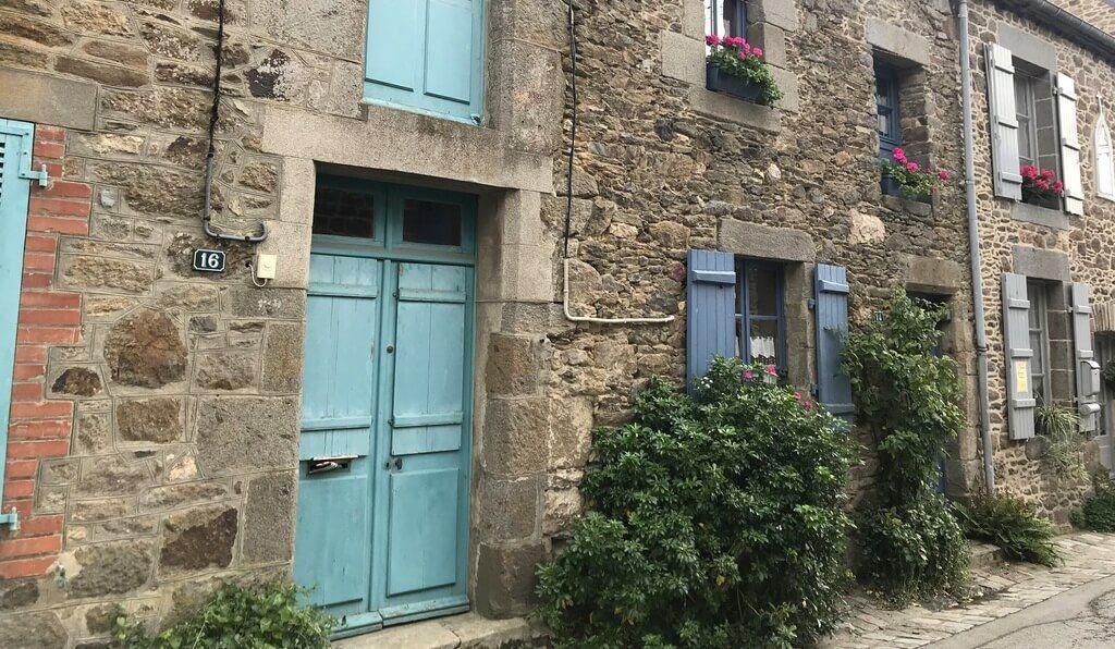 Saint-Suliac, Bretaña francesa