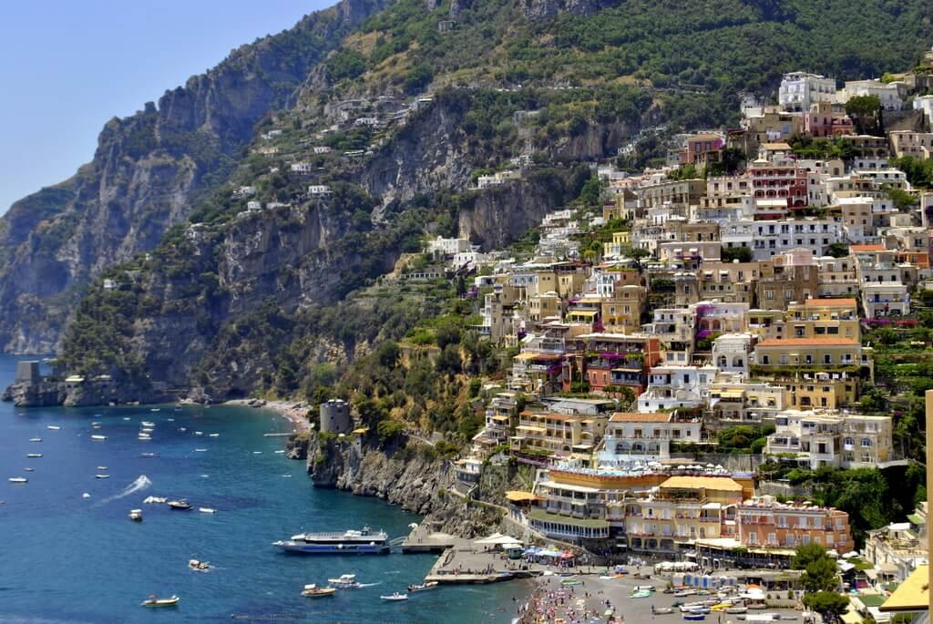 Positano, Costa Amalfitana