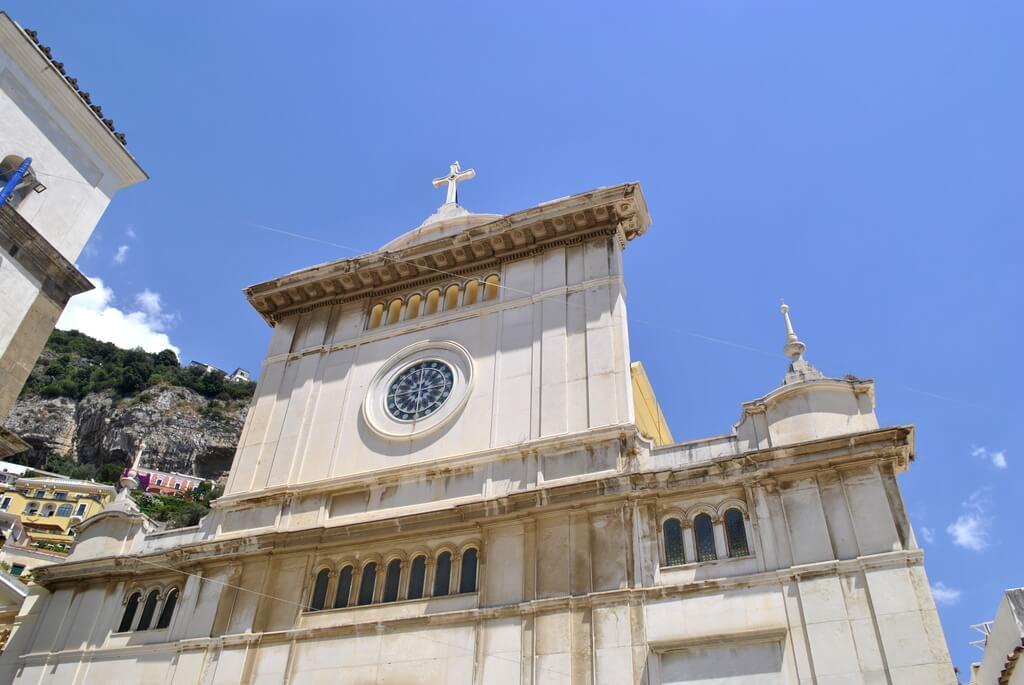 Iglesia de Santa María Assunta, Positano