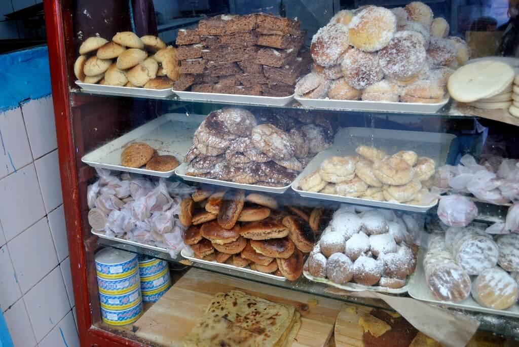 Delicias pasteleras marroquíes