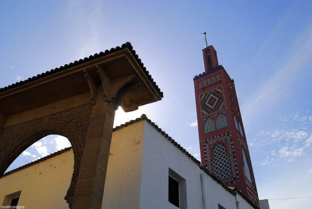 Mezquita roja Sidi Bouabid