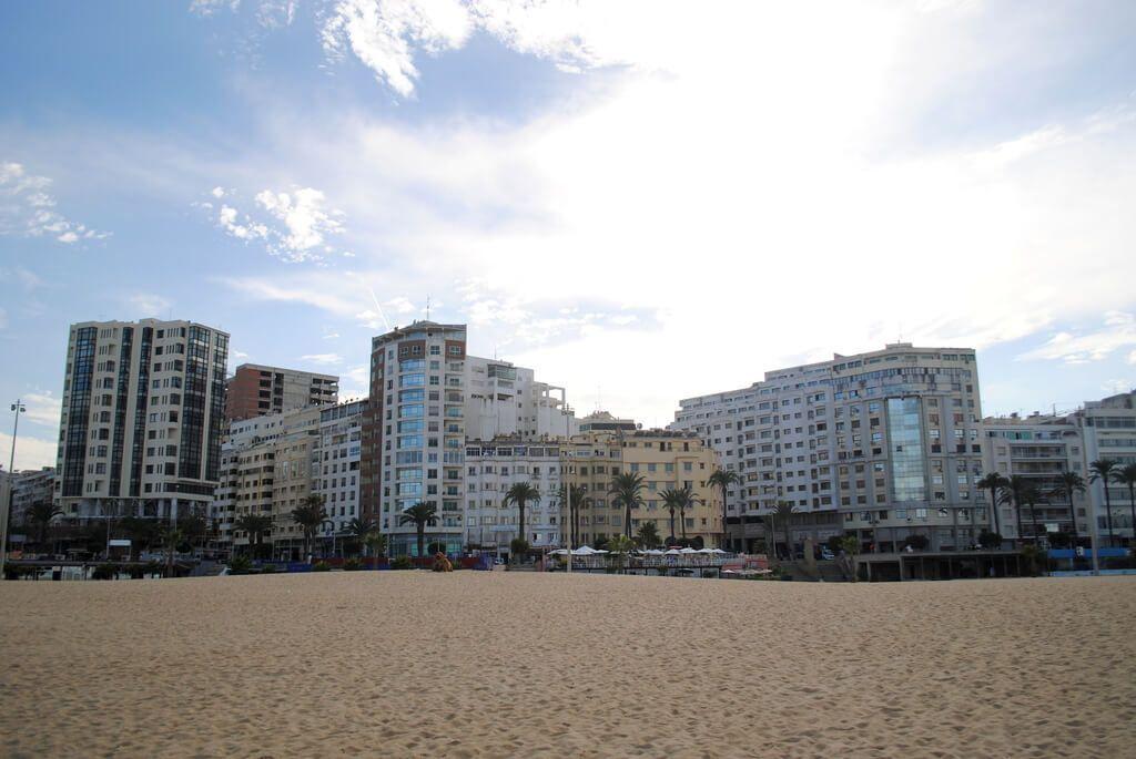 Playa de Tánger