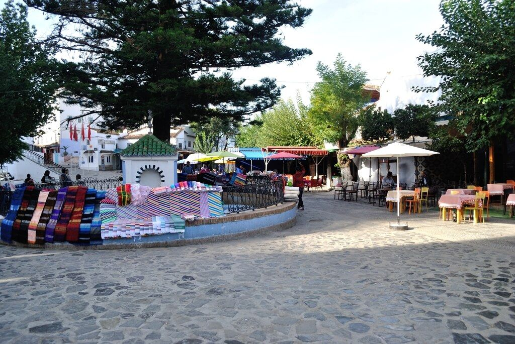 Plaza Outa El-Hamman