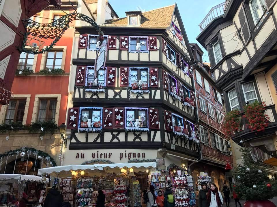 dónde dormir en Alsacia