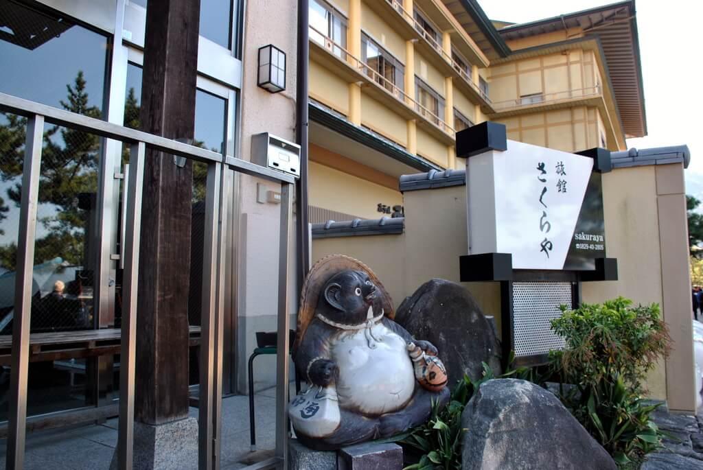 dónde dormir en Miyajima
