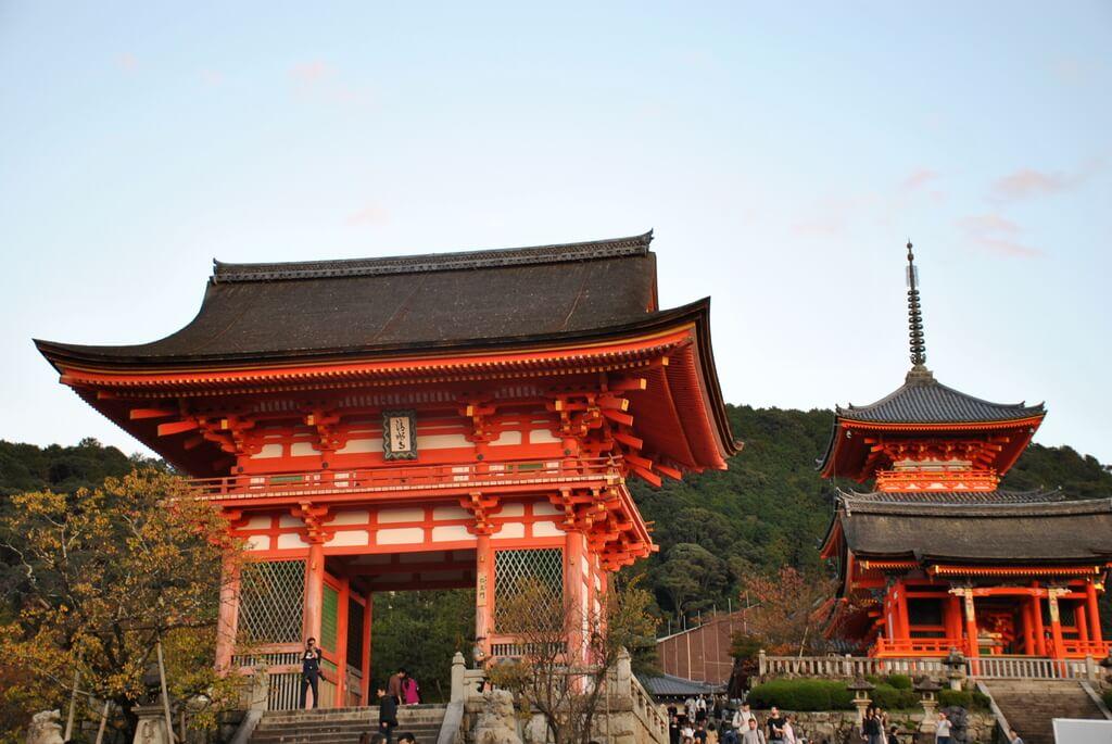 Templo Kiyomizu Dera, Kioto