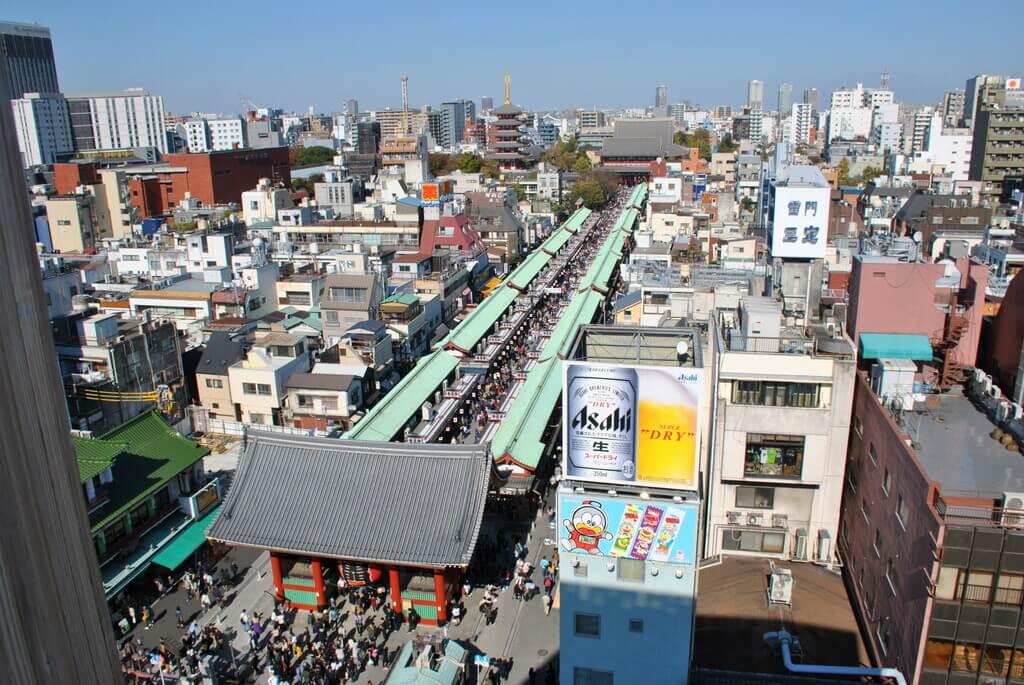 ruta de 15 días por Japón
