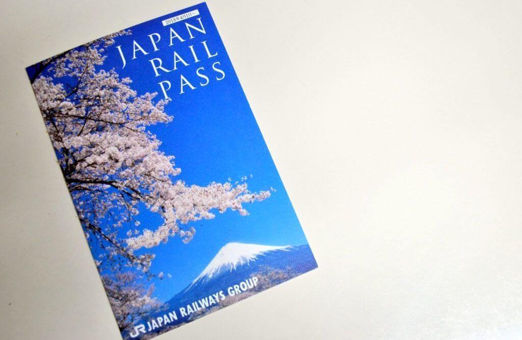 cómo canjear el Japan Rail Pass