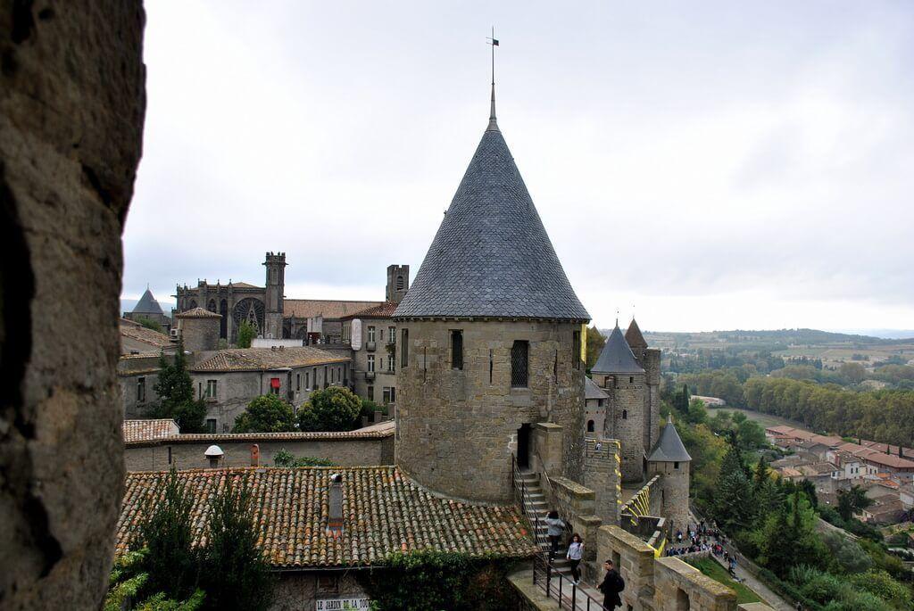 guía para visitar Carcassonne