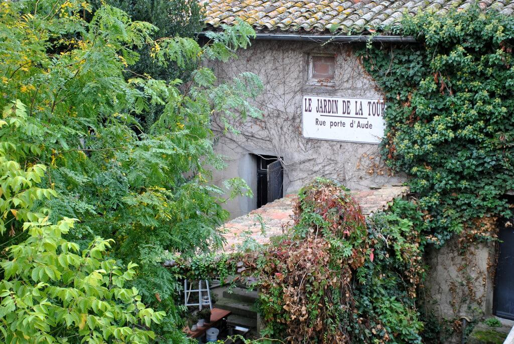Rincones de Carcassonne