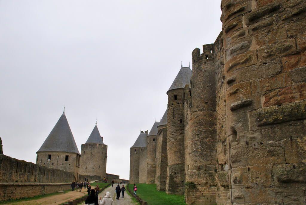 guía de Carcassonne
