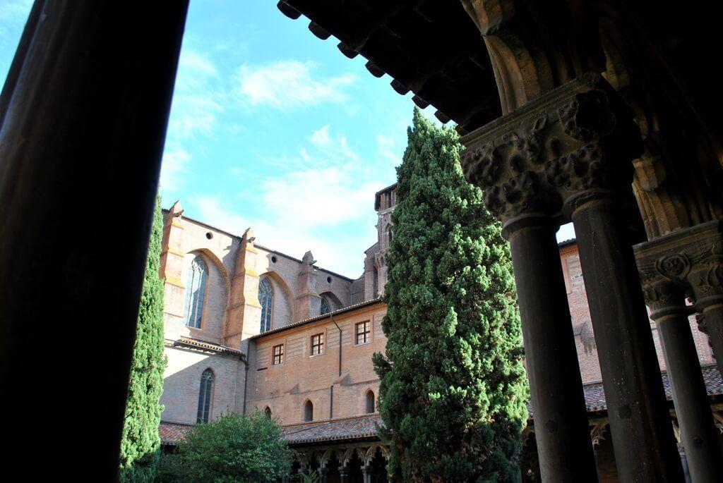 Claustro del Convento de los Jacobinos