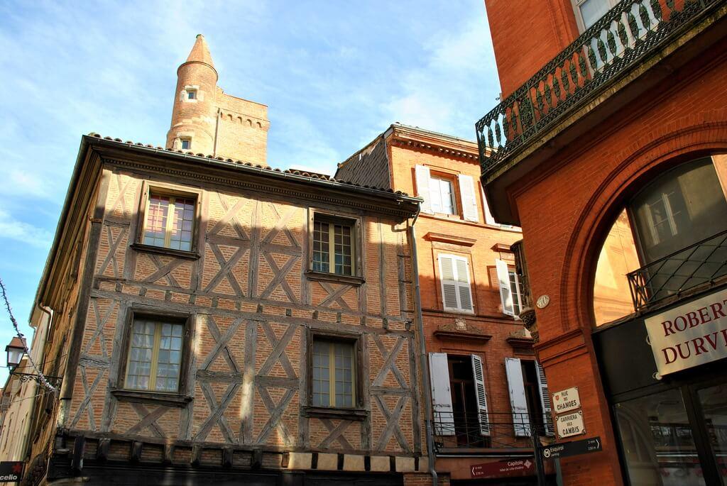 """Palacete en """"Rue des Changes"""", Vieux Quartier"""