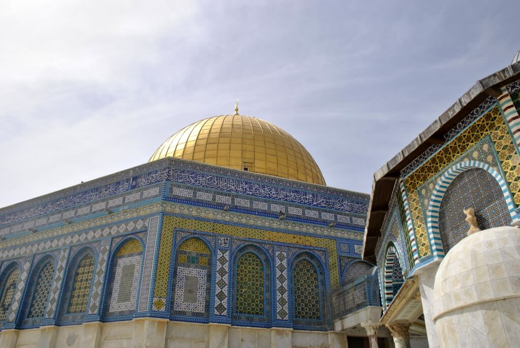 ruta 10 días por Israel