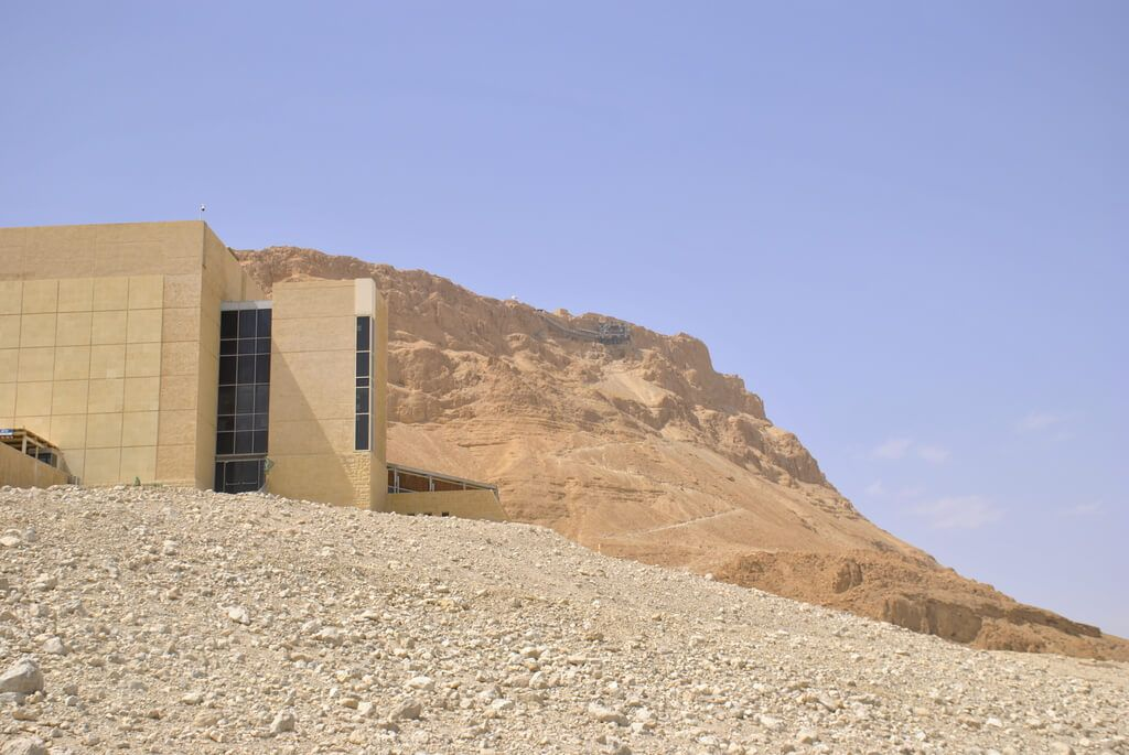 ruta 10 dias Israel