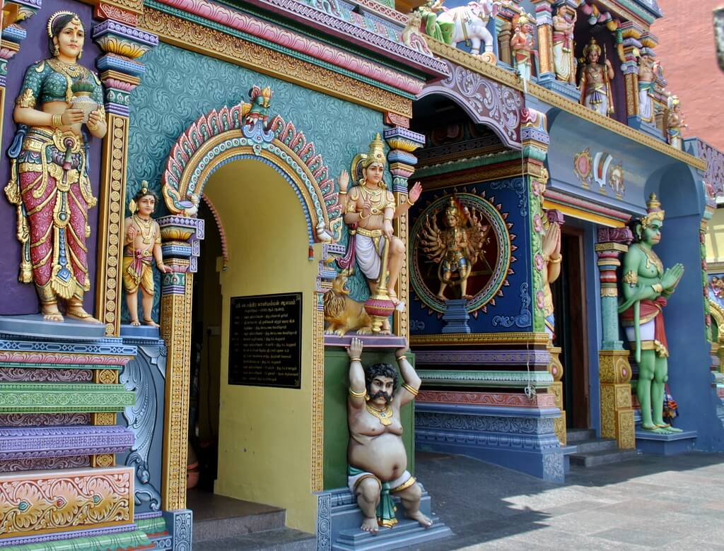 Templo Sri Veerama Kaliamman